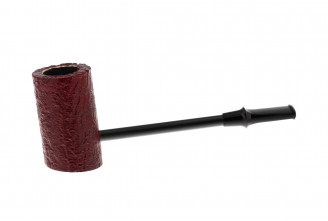 Tom Eltang Basic Poker pipe (red sandblasted)