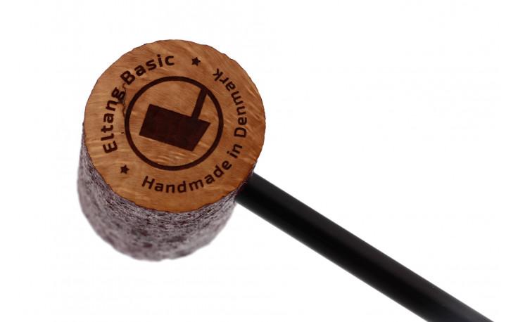 Tom Eltang Basic Poker pipe (red sandblasted)