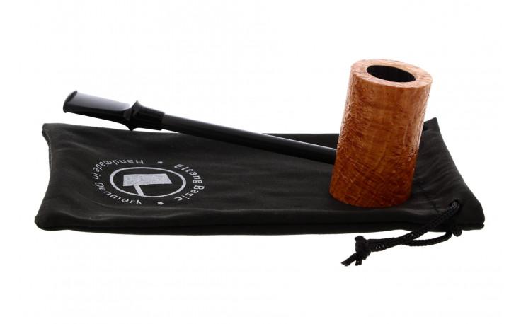 Tom Eltang Basic Poker pipe (orange sandblasted)
