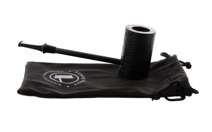 Tom Eltang Basic Poker pipe (black sandblasted)