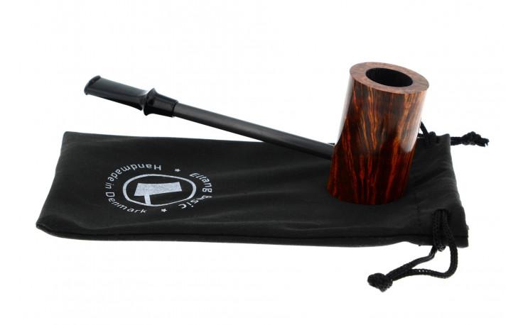 Tom Eltang Basic Poker pipe (brown smooth)