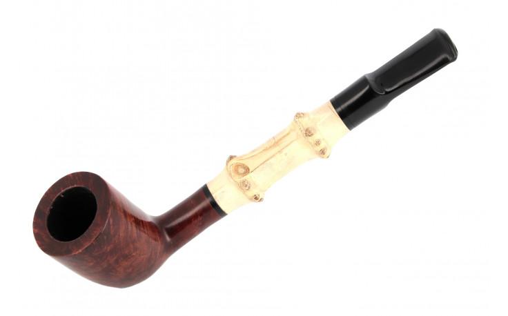 Pierre Morel pipe (Classic Dublin Bamboo)