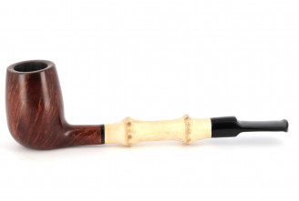 Pierre Morel pipe (Lovat Bamboo)