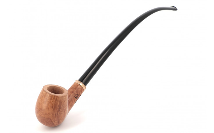 Long Eole Authentique pipe (natural finish)