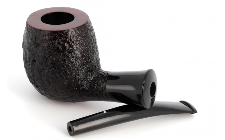 Pipe Dunhill shell briar 6401