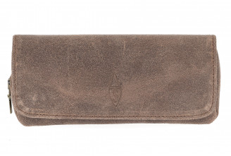 Savinelli tobacco pouch Vintage Grey