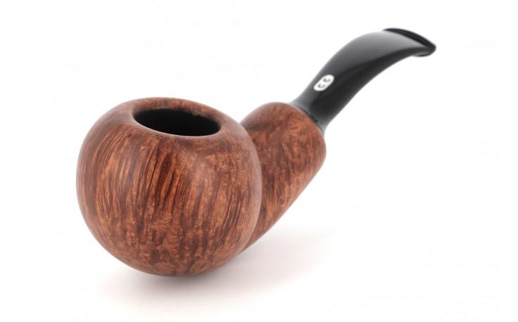 Chacom Reverse Calabash pipe (mat brown)