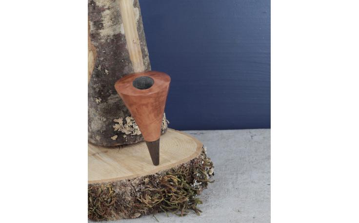 Rostiak Mushroom pipe (bog wood and briar)