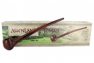 Toman The Shire Vauen pipe (sandblasted)