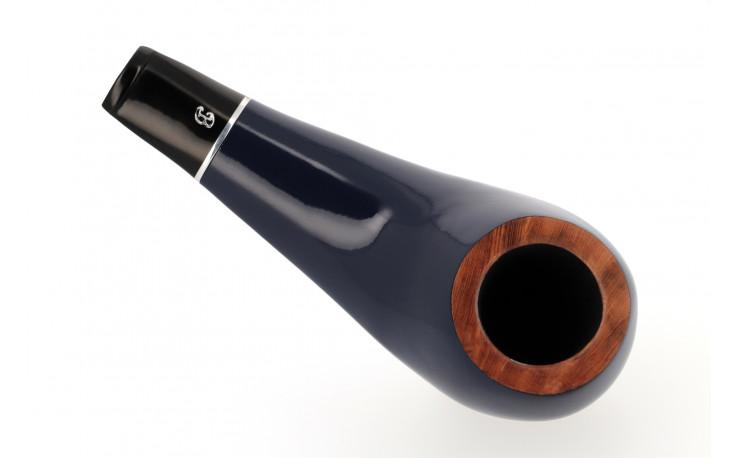 Big Ben Pipo pipe (blue polish)