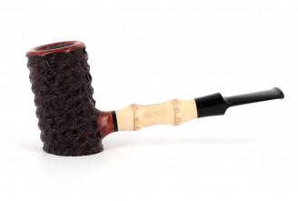 Tom Eltang Poker pipe n°1 (rusticated)