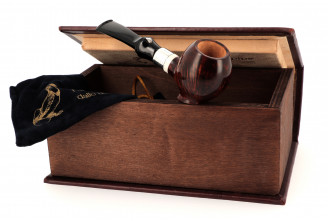 L'Anatra Pipe of the Year 2020 (brown smooth)
