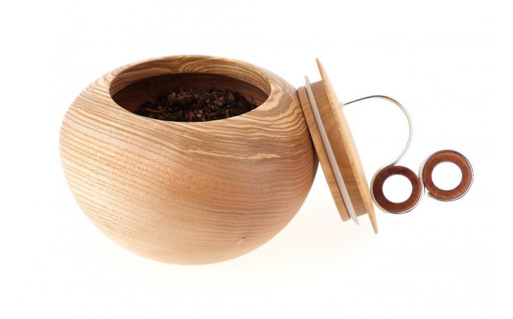 Hand-crafted tobacco jar (medium size)