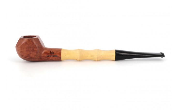 St Claude Calumet 3 long pipe