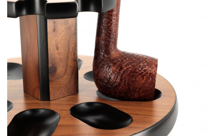 Pipe stand for 8 pipes