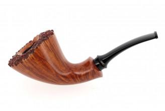 Tsuge Ikebana 104.16 freehand pipe