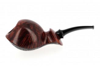 Tsuge Ikebana 111.18 freehand pipe