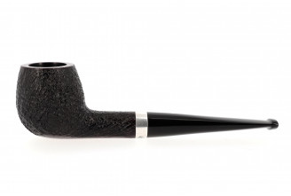 Dunhill Shell Briar 3101 pipe (silver ring)