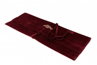 Savinelli pouch for long pipe (burgundy)