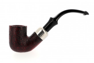 Peterson Standard 313 sandblasted pipe