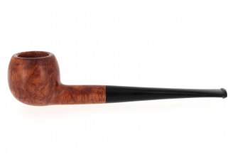Apple St Claude natural pipe