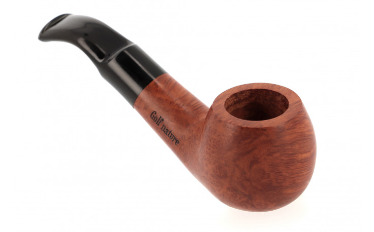 Eole Golf 2 short pipe (natural finish)
