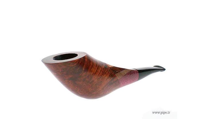 Pipe Butz Choquin Cybele brune-noyer