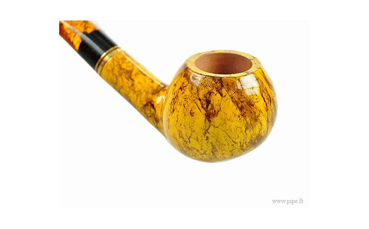 Pipe Chacom Atlas jaune 262