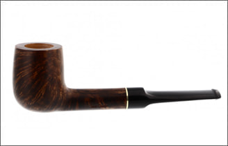 Briar pipe with 9mm filter