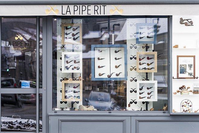 La Pipe Rit past and present