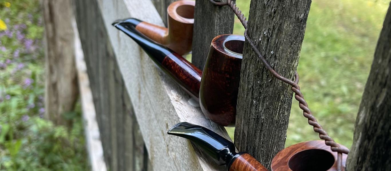 Clement Saint-Claude pipes