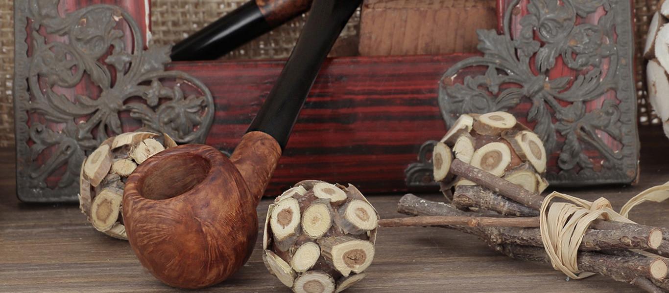 Apple Saint Claude natural pipe