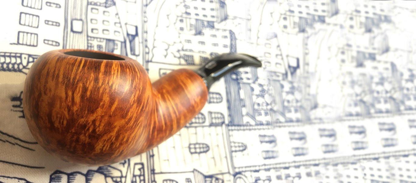 Chacom Reverse Calabash pipe