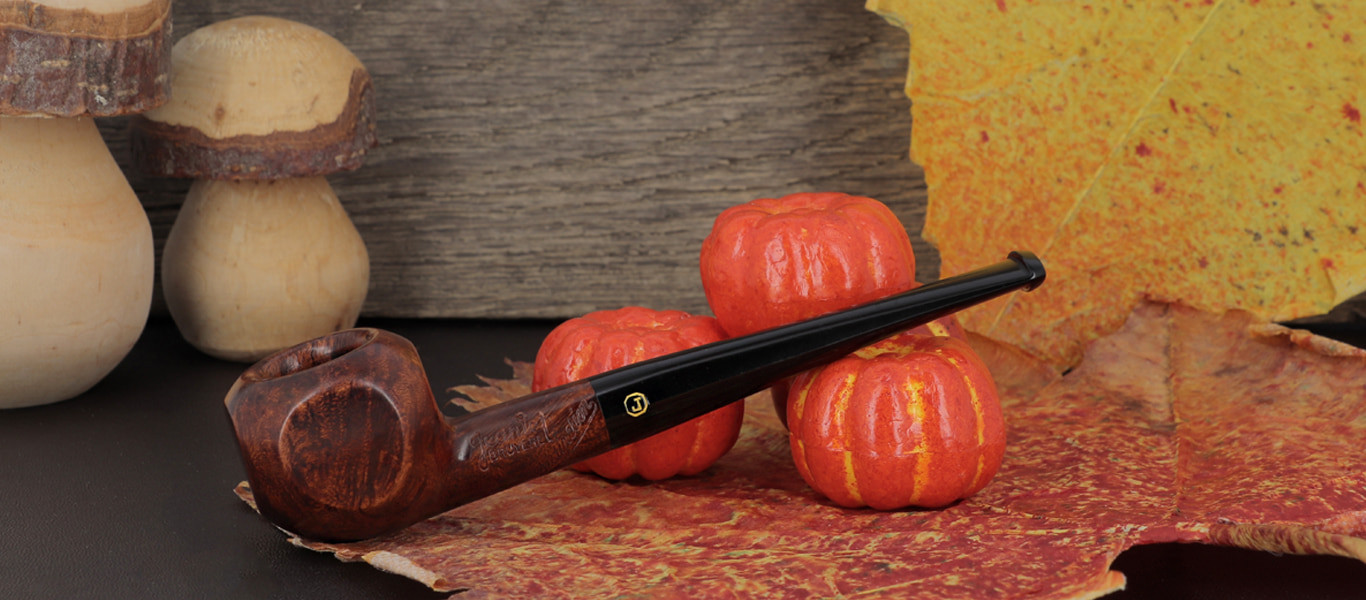 Pipe of the month (October 2021)