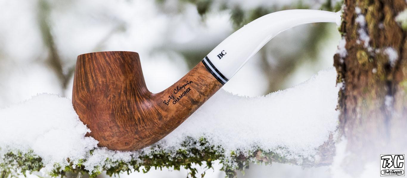 Chamonix 1304 Butz-Choquin pipe (brown)