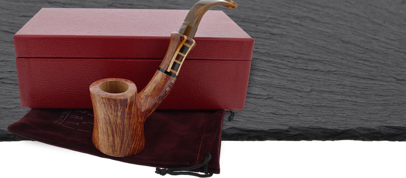 Luigi Viprati handmade pipes