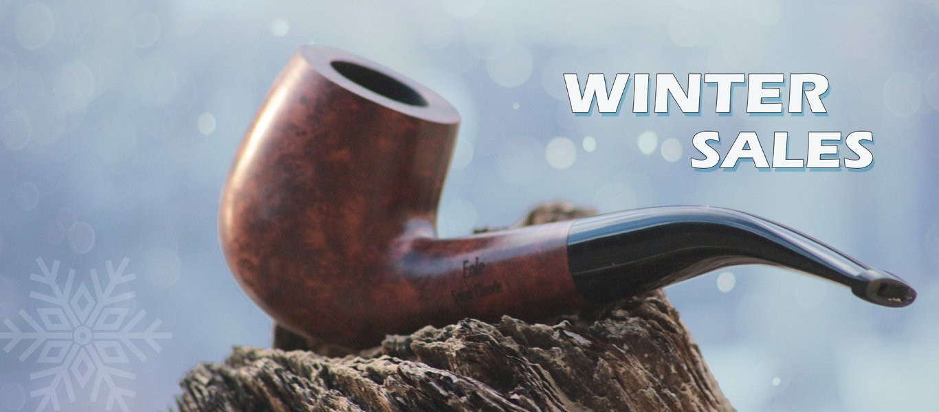 Winter sales for pipe smokers