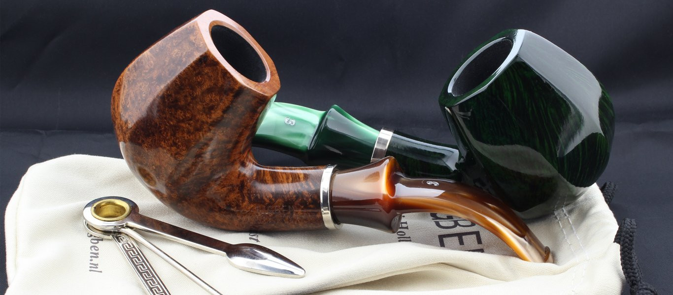 """Big Ben pipes, collection: """"Starlet"""""""