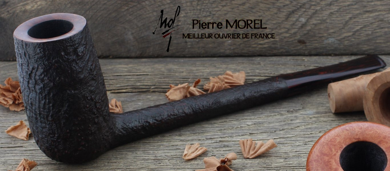 Pierre Morel pipe