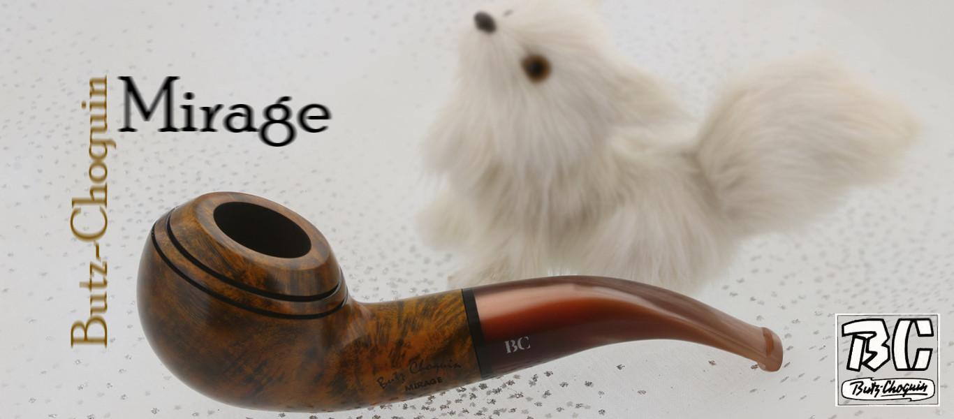 Mirage 1025 Butz Choquin pipe