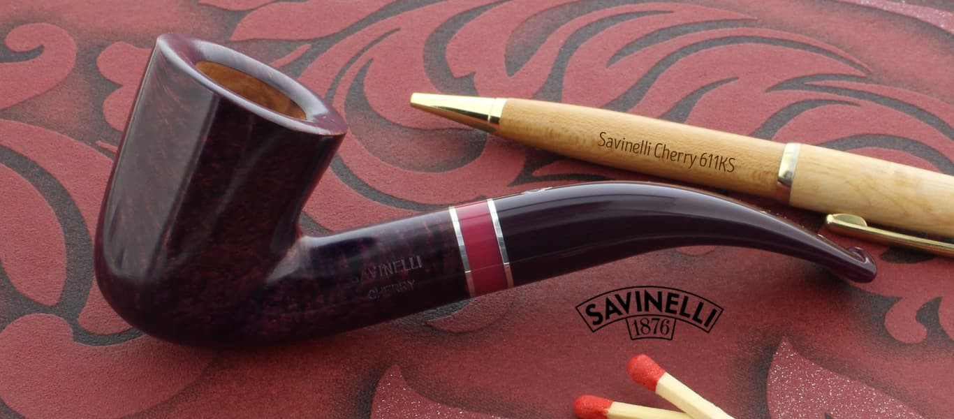 Savinelli Cherry 611KS