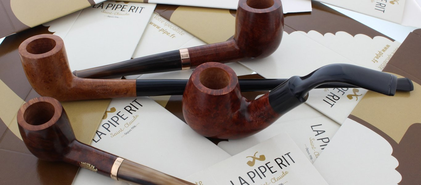 New pipes and smoker accessories