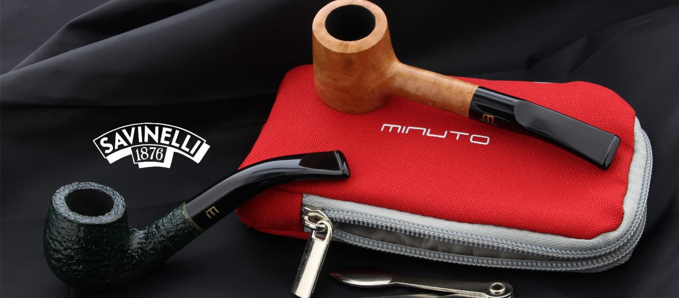 Savinelli Minuto pipes
