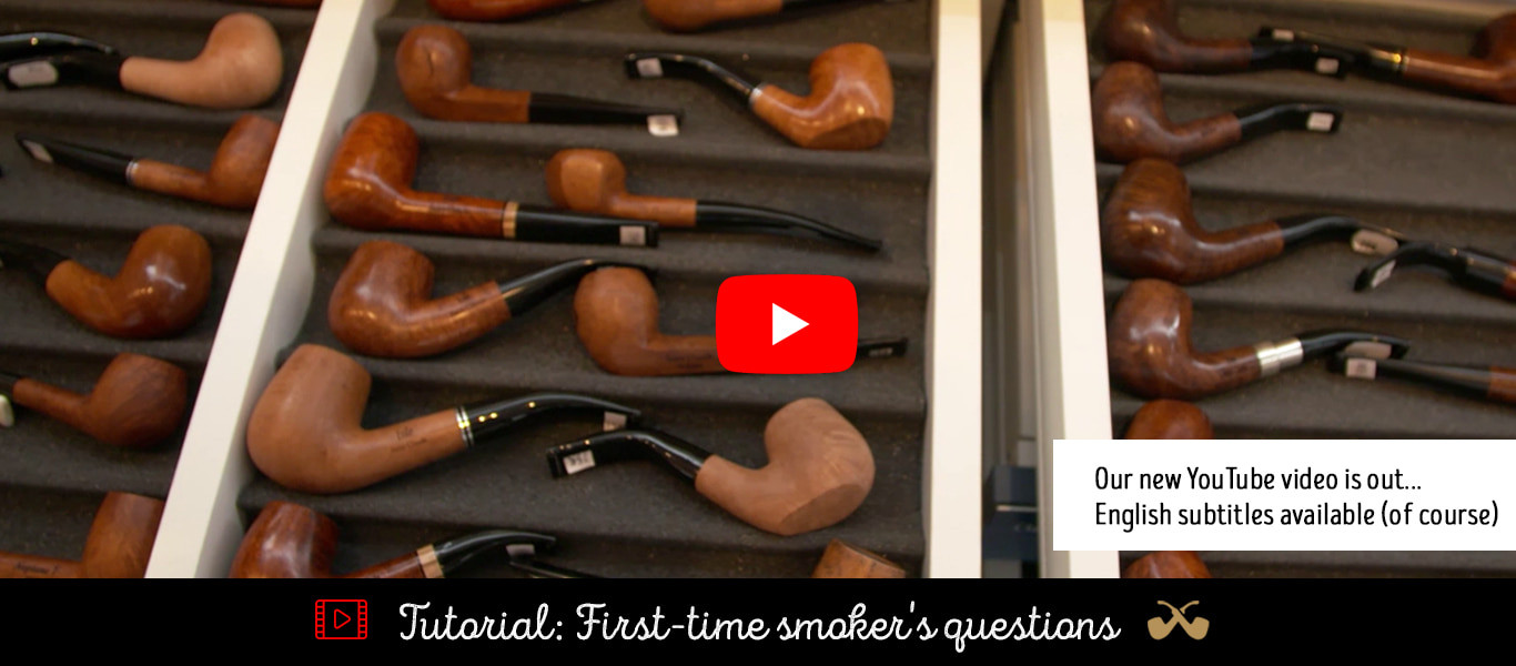 YouTube video: First-time smoker's questions