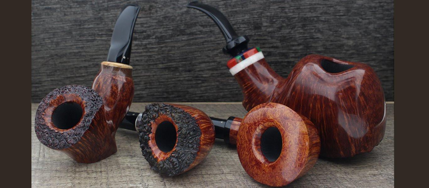 Poul Winslow Handmade pipes